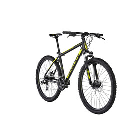"Serious Rockville MTB Hardtail 27,5"" Disc, geel"